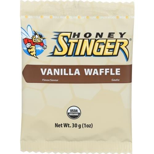Honey Stinger - Organic Vanilla Stinger Waffle ( 16 - 1 OZ)