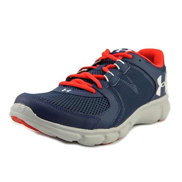 Under Armour Thrill 2 Men Round Toe Synthetic Blue Sneakers