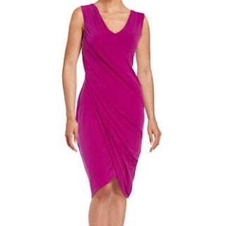 Rachel Rachel Roy NEW Azalea Pink Women's Size Large L Sheath Dress