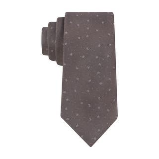 Kenneth Cole Reaction Floral Geo Skinny Silk Tie Necktie Taupe Brown - One Size Fits most|https://ak1.ostkcdn.com/images/products/is/images/direct/45d4ecac477f2419f28be8eae5e96681fe426d64/Kenneth-Cole-Reaction-Floral-Geo-Skinny-Silk-Tie-Necktie-Taupe-Brown.jpg?impolicy=medium
