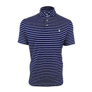 Polo Ralph Lauren Men's Striped Pima Soft-Touch Polo Shirt