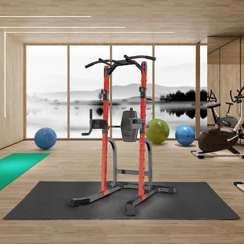 Ainfox 8'x5' Extra Large Exercise Yoga Mat Home Gym Floor Workout Mats