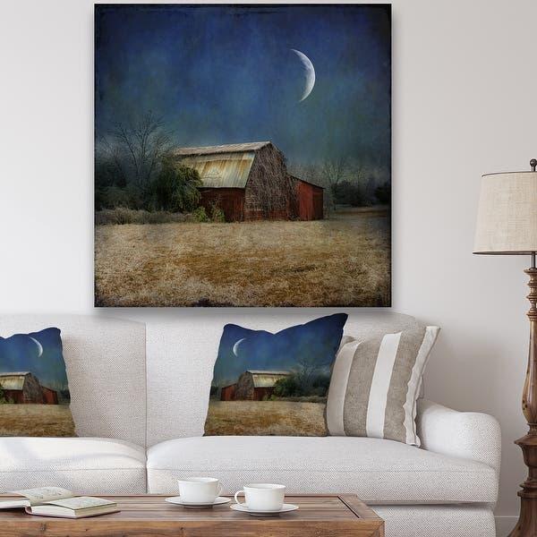 Cotton Farmhouse Canvas Wall Art