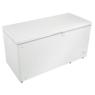 Danby DCF145A1 60 Inch Wide 14.5 Cu. Ft. Capacity Chest Freezer with LED Lightin