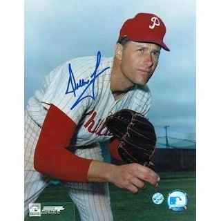 Autographed Dallas Green Philadelphia Phillies 8x10 Photo