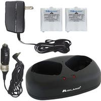 Midland Battery And Charger Pack For Two-Way Radios