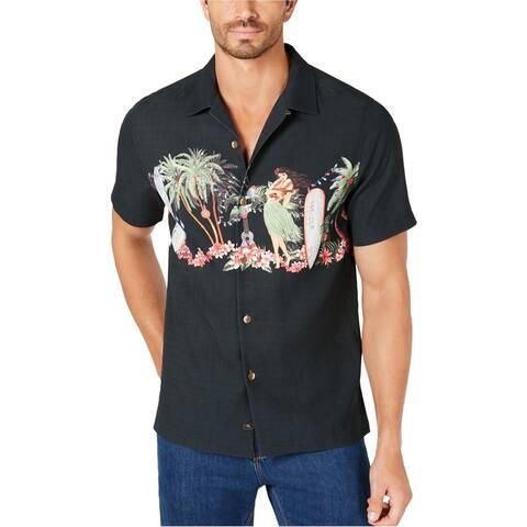 Tommy Bahama Mens Mele Kelikimaka Button Up Shirt