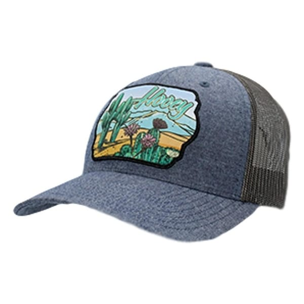 competitive price d8c67 d874d Shop HOOey Hat Womens Trucker Sonora Snapback One Size Denim Brown - Free  Shipping On Orders Over  45 - Overstock - 20560744