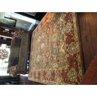 Safavieh Handmade Heritage Tabetha Traditional Oriental Wool Rug