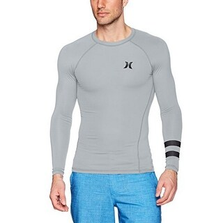Hurley Mens Pro Light Top Ls (4 options available)