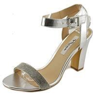 Nina Solange Women  Open Toe Synthetic  Sandals