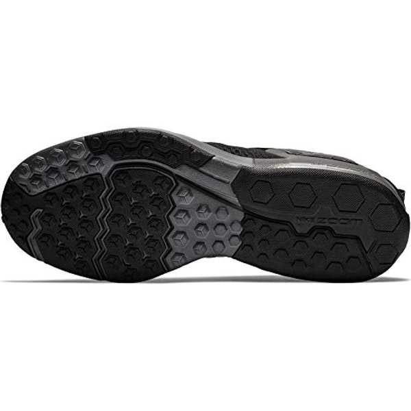 90b1bcc84d56 Shop Nike Men s Zoom Domination Tr 2 Training Shoes (Black Grey) - Free  Shipping Today - Overstock - 27122339