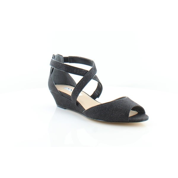Nina Rhonda Women's Sandals & Flip Flops Noir - 10