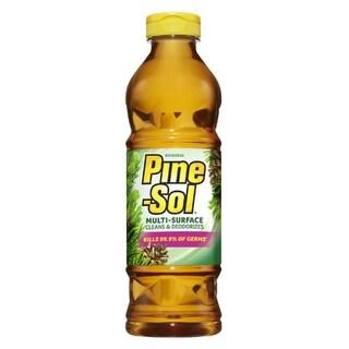 Pine-Sol 97326 Original Multi-Surface All Purpose Cleaner, Pine Scent, 24 Oz
