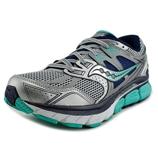 Saucony Redeemer Iso Round Toe Synthetic Running Shoe