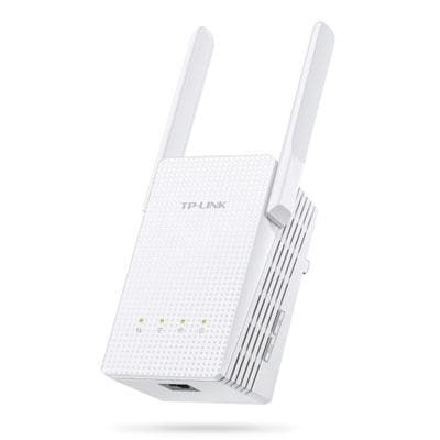 Tp-Link Ac750 Dual Band Wi-Fi Range Extender W/ Gigabit Ethernet Port (Re210)
