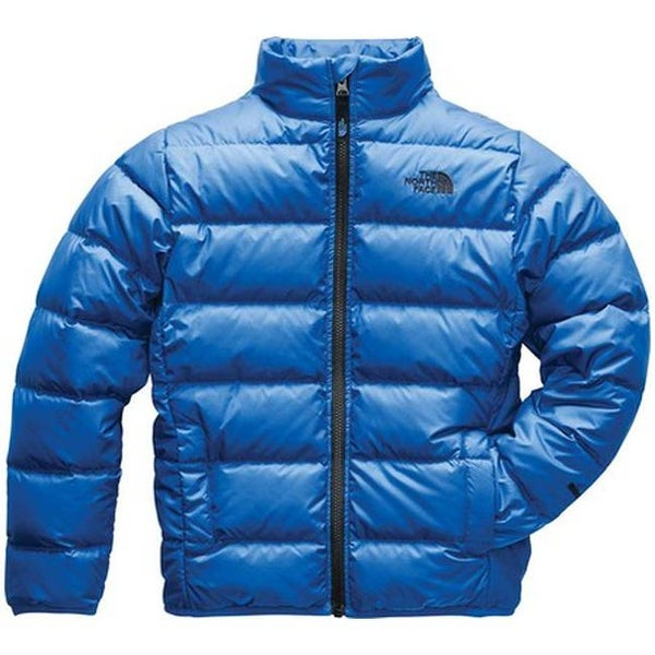 c8a102b3a The North Face Boys' Andes Jacket Turkish Sea