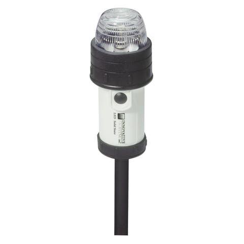 "Innovative Lighting Portable Stern Light W/ 18"" Pole Clamp - 560-2113-7"