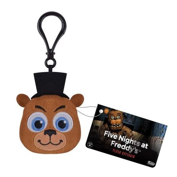 Five Nights At Freddy's Funko Plush Keychain Freddy