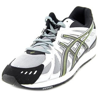 Asics Gel-Shinzo Men Round Toe Synthetic Gray Running Shoe