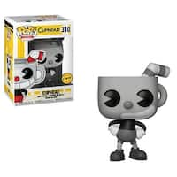 Cuphead Funko POP Vinyl Figure: Cuphead (Black and White Chase) - multi