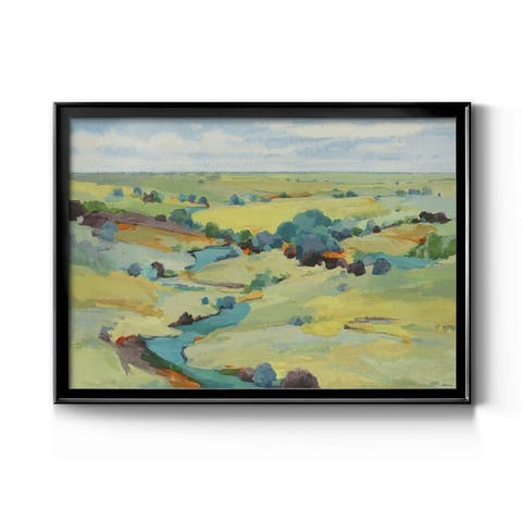 Idyll Sweep Premium Framed Canvas - Ready to Hang