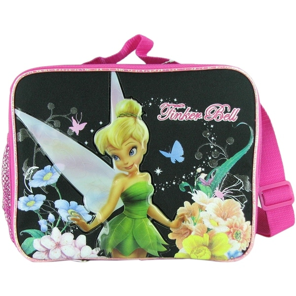 6d6b294c577 Shop Disney Officially Licensed Tinkerbell Lunch Bag - Free Shipping On  Orders Over  45 - Overstock - 11780633