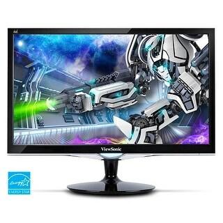 """""""ViewSonic VX2452MHB ViewSonic VX2452MH 24-Inch LED-Lit LCD Monitor, Full HD 1080p, 2ms, 50M:1 DCR, Game Mode, HDMI/DVI/VGA,"""