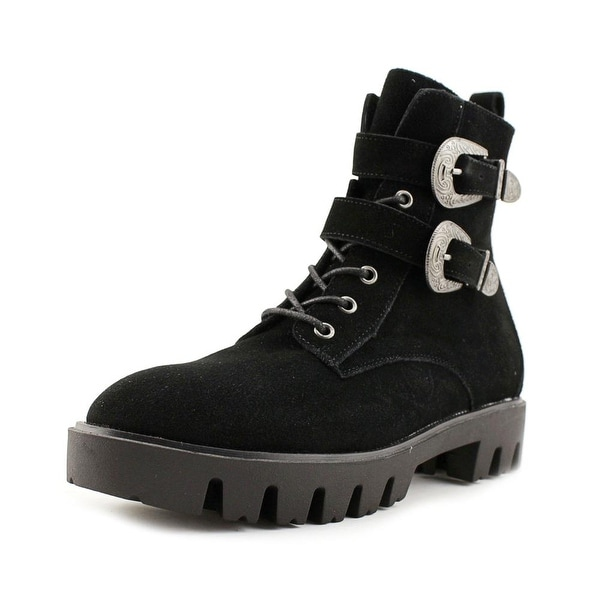 Sixtyseven 78196 Suede Black Boots