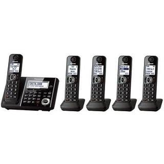 Panasonic Consumer - Kx-Tgf345b - Cordless Phone Answering 5Hand