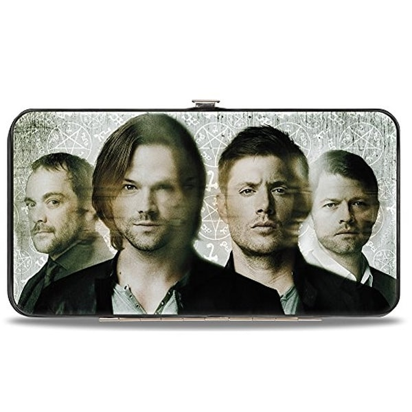 Buckle-Down Hinge Wallet - Supernatural