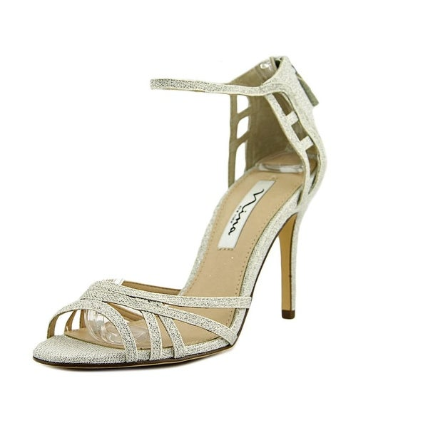 Nina Callie Women Silver Bliss Sandals
