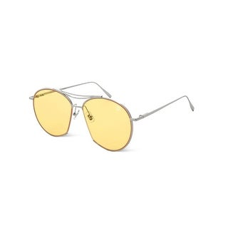 Street Affaries Monster Sunglasses In Yellow - One Size