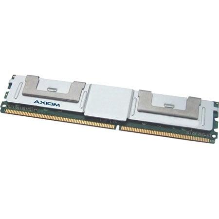 """""""Axion AXG17991287/1 Axiom 4GB FBDIMM Module TAA Compliant - 4 GB - DDR2 SDRAM - 667 MHz DDR2-667/PC2-5300 - ECC - Fully"""