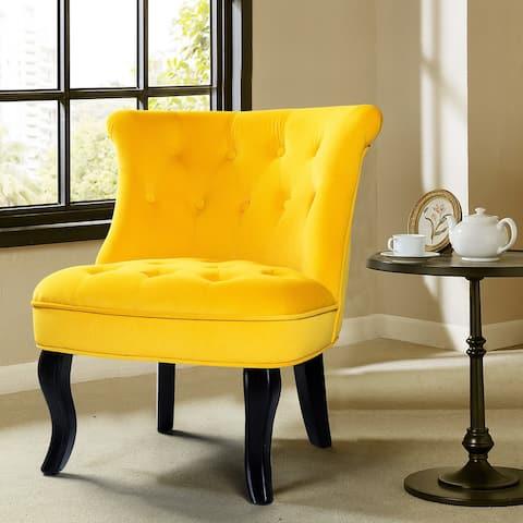 Jane Slipper Accent Chair