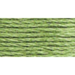 DMC Tapestry & Embroidery Wool 8.8yd-Pale Grass Green