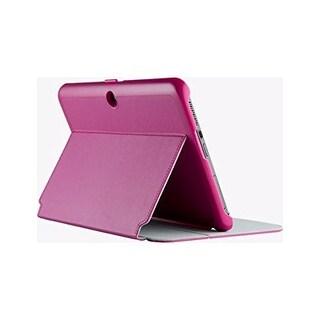 Speck StyleFolio Case for Verizon Ellipsis 10 - Fuchsia Pink/Grey