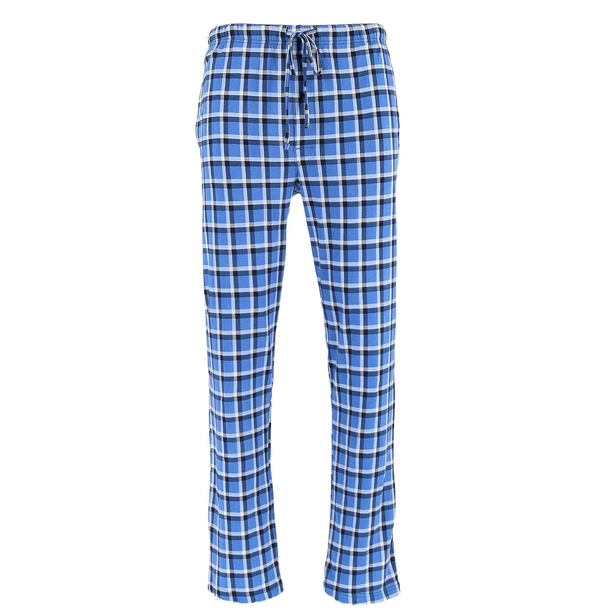 Hanes Mens Mens Printed Knit Pajama Pant Pajama Bottom