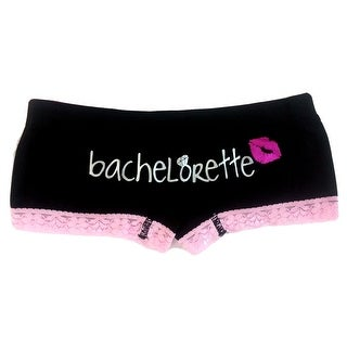 Playboy Intimates Bride Bridesmaid Bachelorette Boyshorts PLBL539