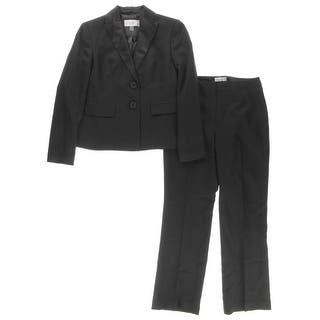 Le Suit Womens Petites Pant Suit Long Sleeves 2PC|https://ak1.ostkcdn.com/images/products/is/images/direct/45fec3f70d0e91b2cb76e14665f0d949ecbcea77/Le-Suit-Womens-Petites-Long-Sleeves-2PC-Pant-Suit.jpg?impolicy=medium