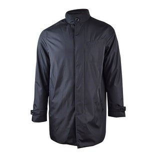 Michael Kors Men's Tech Layered Car Coat - Black