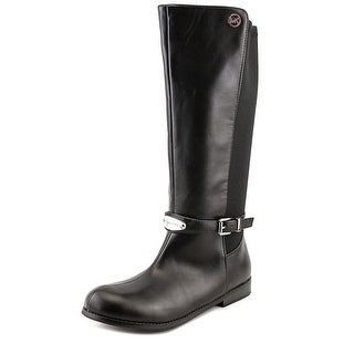 Michael Michael Kors Parson   Round Toe Leather  Boot