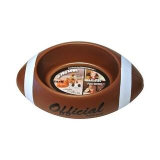 Pet Food/Large Water Bowl/Dish-Small Cat/Dog-Anti-skid BPA Free! Football
