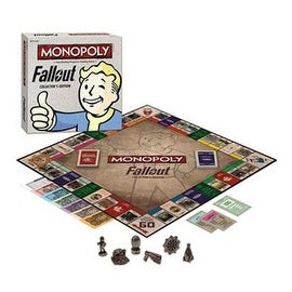 Monopoly Fallout Collector's Edition Board Game