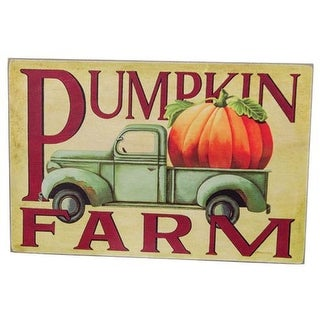 Pumpkin Farm Sign