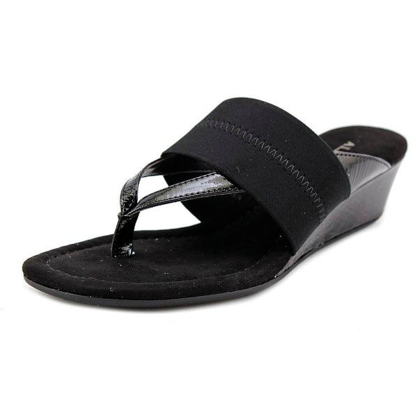 Alfani viiva Women Black Sandals