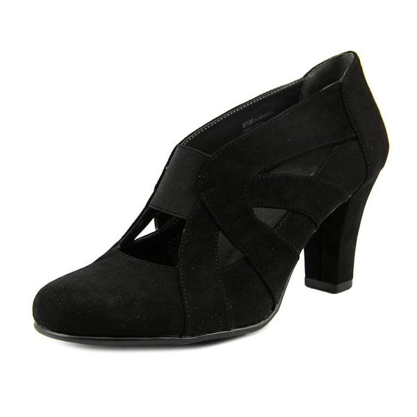 Aerosoles Rigmarole Black Sandals