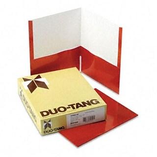 Esselte Pendaflex Two-Pocket Laminated Paper Folder 150-Sheet