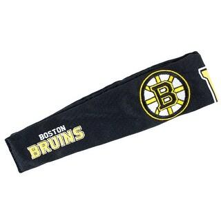 NHL Boston Bruins Team Logo Jersey Headband