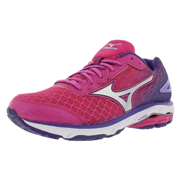 best service e0404 9a519 Shop Mizuno Wave Rider 19 Running Women's Shoes - 6 B(M) US ...
